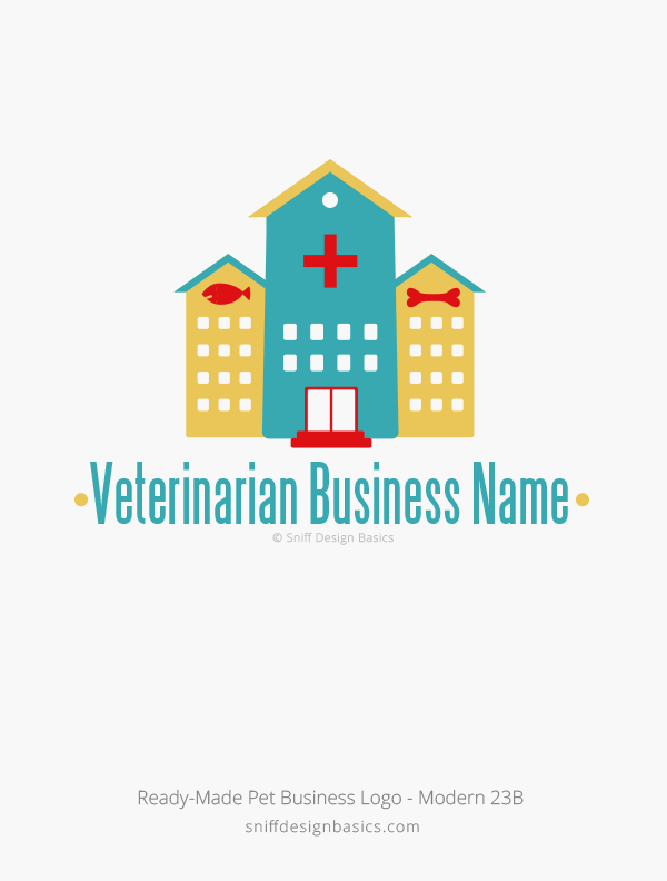 Ready-Made-Pet-Business-Logo-Modern-Design-23B