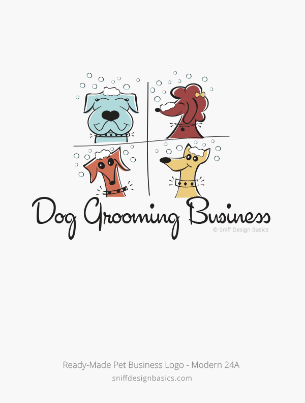 Ready-Made-Pet-Business-Logo-Modern-Design-24A