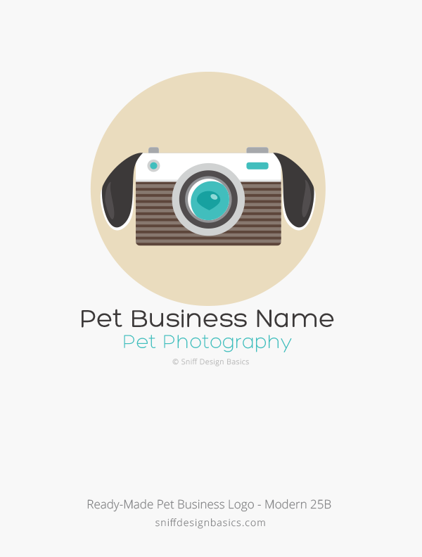 Ready-Made-Pet-Business-Logo-Modern-Design-25B