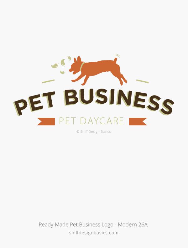 Ready-Made-Pet-Business-Logo-Modern-Design-26A