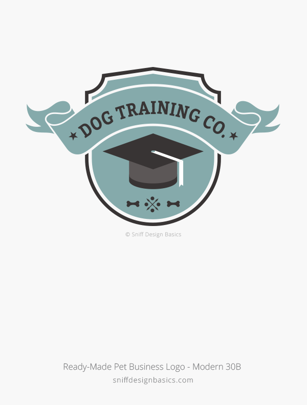 Ready-Made-Pet-Business-Logo-Modern-Design-30B