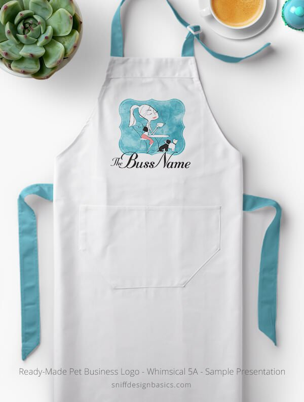 Ready-Made-Pet-Business-Logo-Showcae-Bakery-Apron-Whimsical-5A
