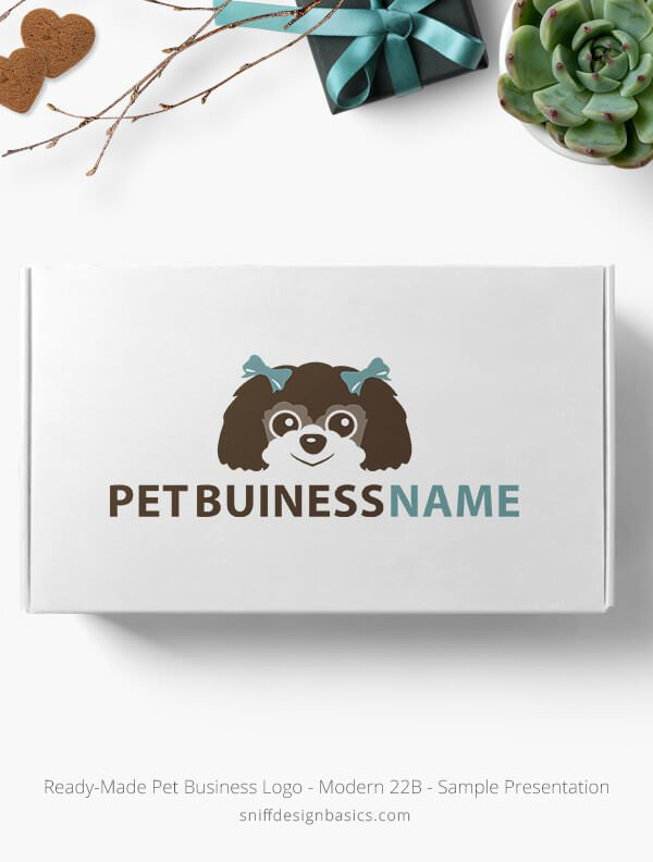 Ready-Made-Pet-Business-Logo-Showcae-Box-Modern-22B