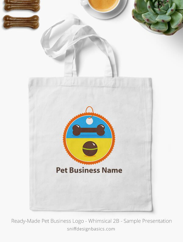 Ready-Made-Pet-Business-Logo-Showcae-Canvas-Bag-Whimsical-2B