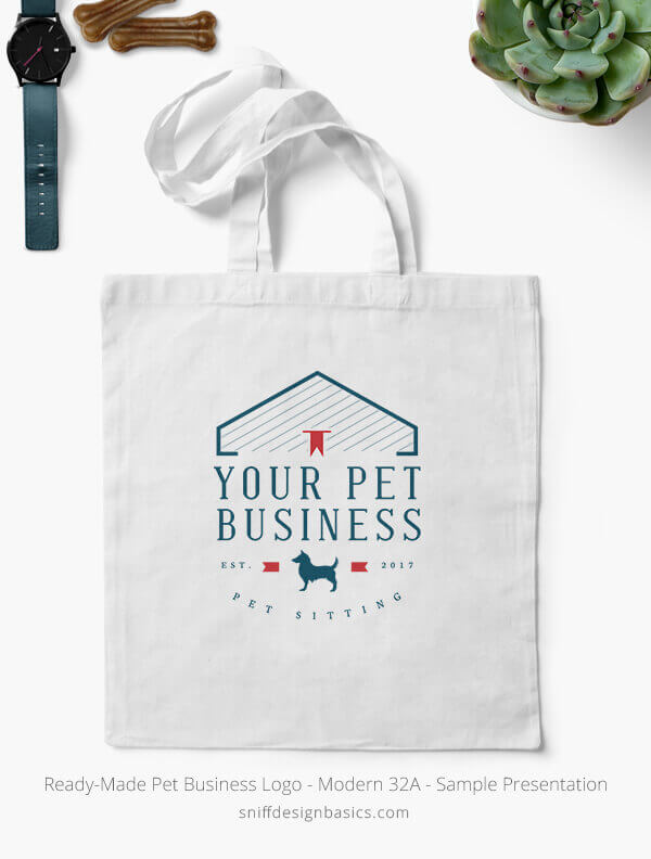 Ready-Made-Pet-Business-Logo-Showcae-Canvas-Bags-Modern-32A