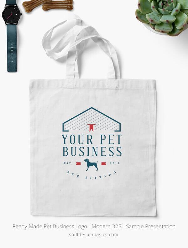 Ready-Made-Pet-Business-Logo-Showcae-Canvas-Bags-Modern-32B