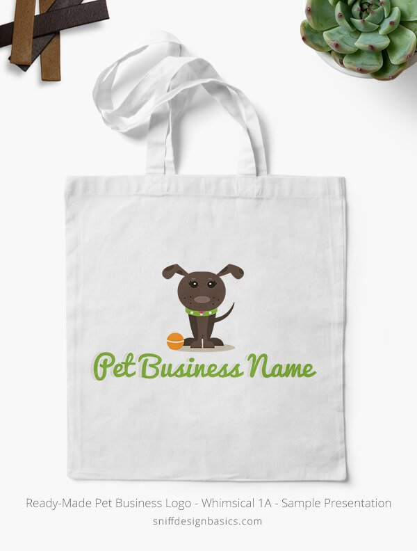 Ready-Made-Pet-Business-Logo-Showcae-Canvas-Bags-Whimsical-1A