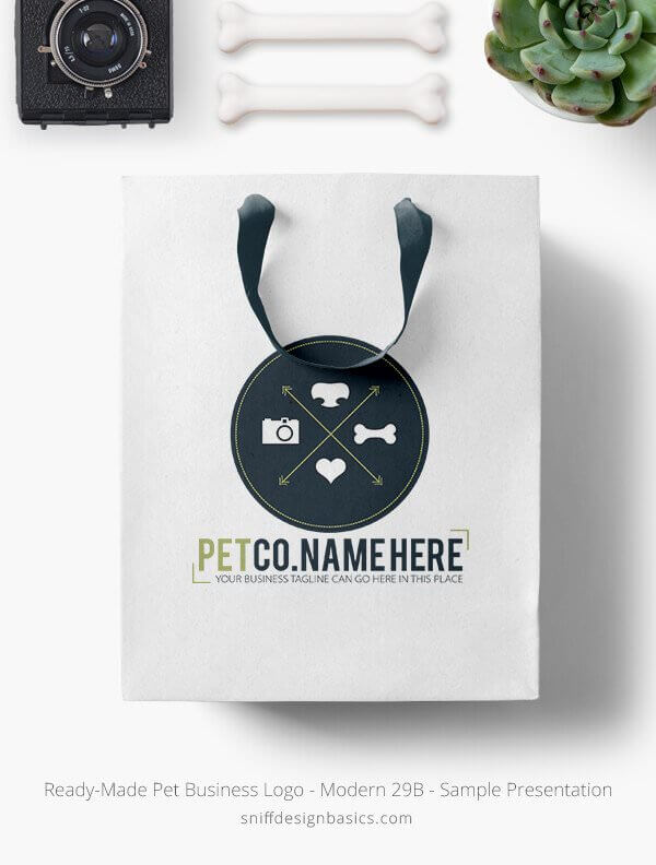 Ready-Made-Pet-Business-Logo-Showcae-Retail-Bag-Modern-29B