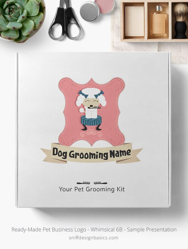 Ready-Made-Pet-Business-Logo-Showcae-Retail-Box-Whimsical-6A