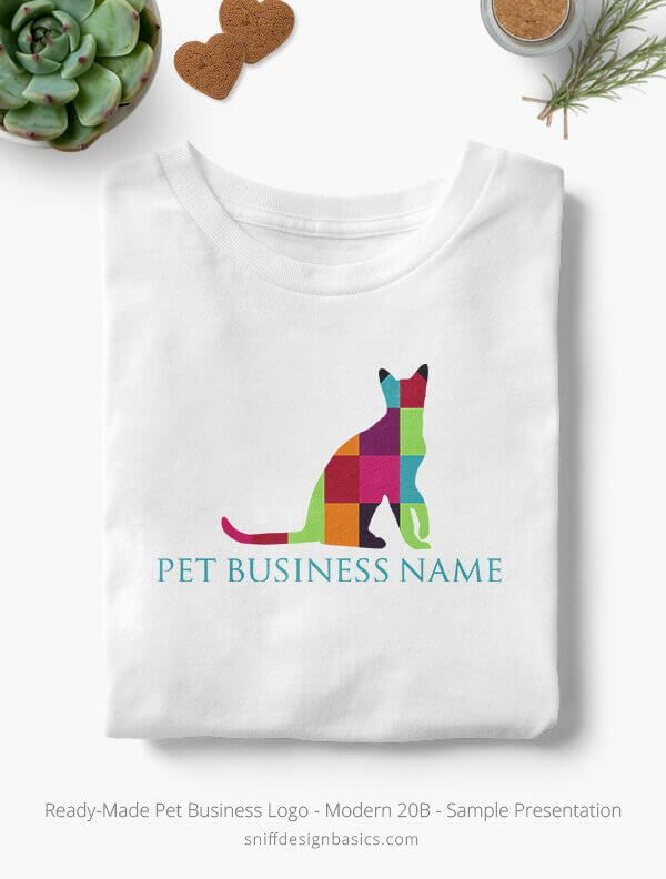 Ready-Made-Pet-Business-Logo-Showcae-T-Shirt-Modern-20B