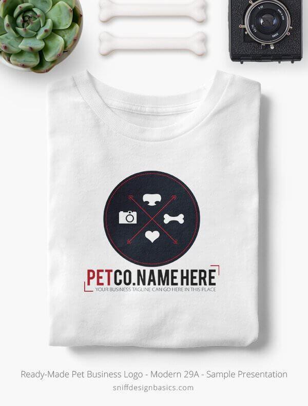 Ready-Made-Pet-Business-Logo-Showcae-T-Shirt-Modern-29A