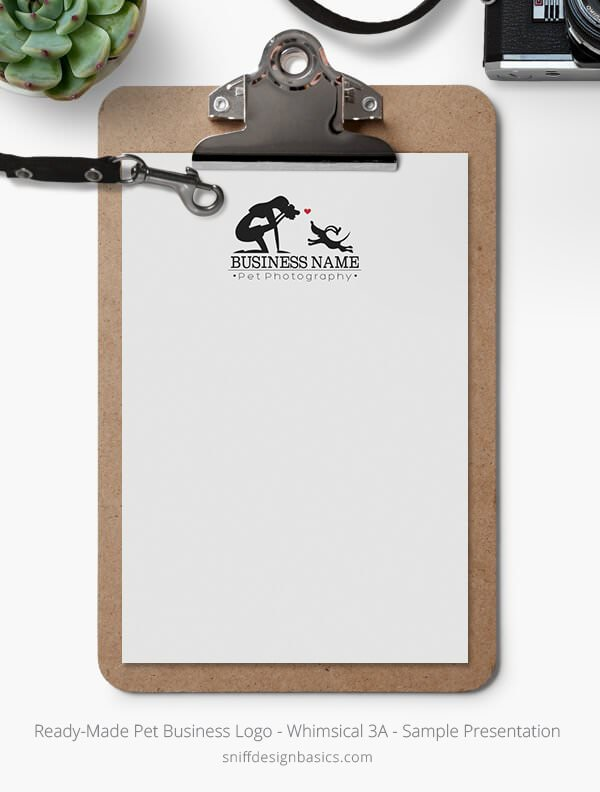 Ready-Made-Pet-Business-Logo-Showcase-Stationery-Letterhead-Whimsical-3A