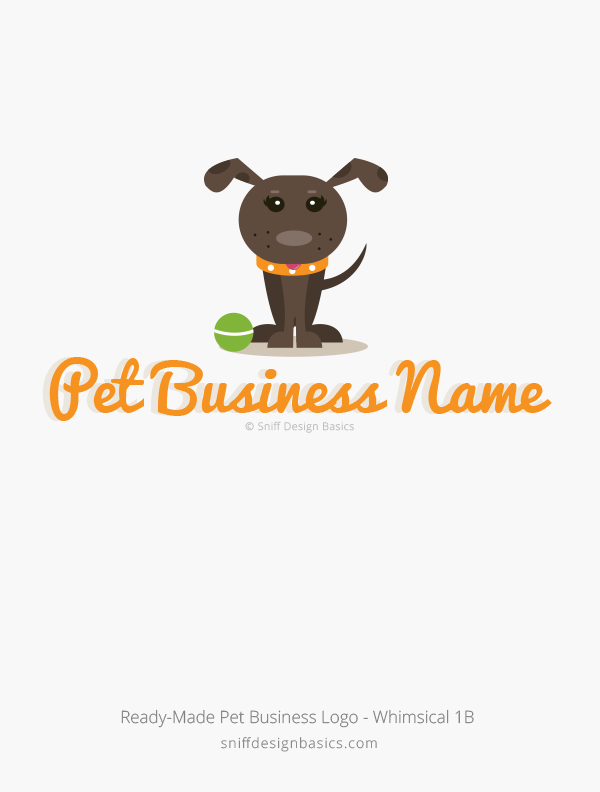 Ready-Made-Pet-Business-Logo-Whimsical-Design-1B