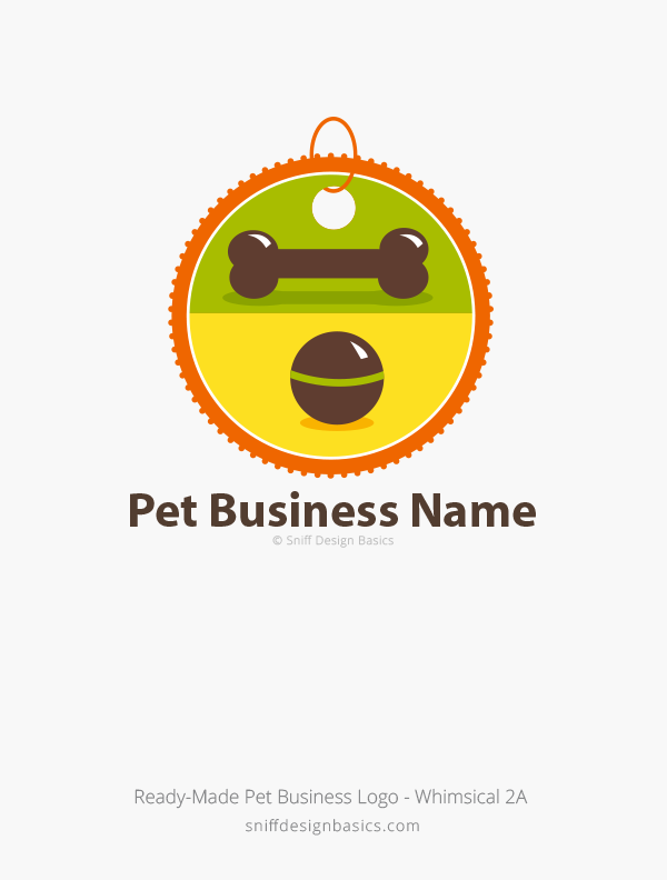 Ready-Made-Pet-Business-Logo-Whimsical-Design-2A