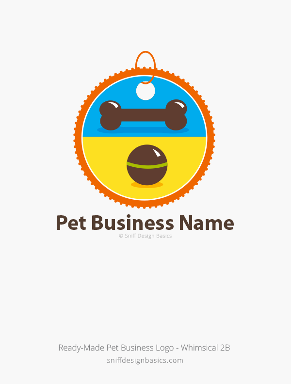 Ready-Made-Pet-Business-Logo-Whimsical-Design-2B