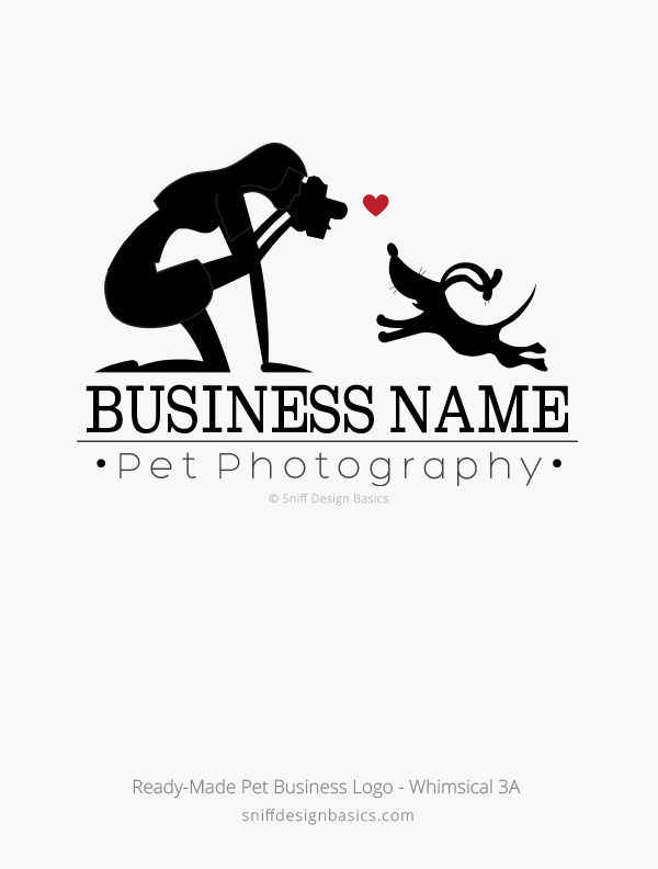 how to choose a business name and logo