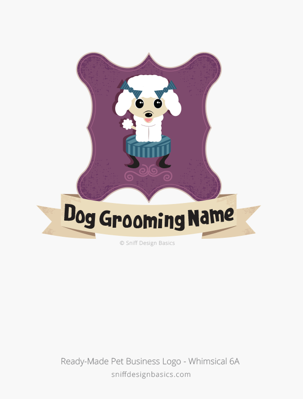 Ready-Made-Pet-Business-Logo-Whimsical-Design-6A